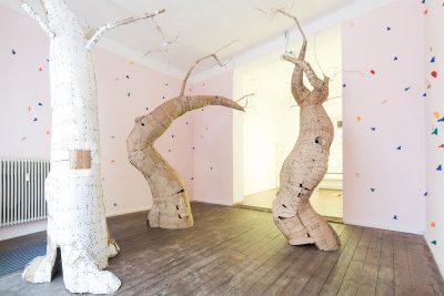 onodrim cardboard sculpture