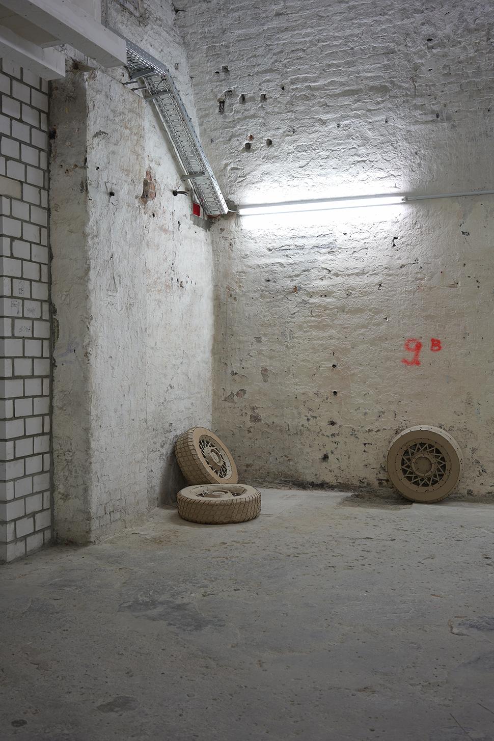 Exhibitionshot Prep 2020, Tires, Cadilactires